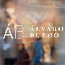 logo Fisioterapia y osteopatía Álvaro Bueno
