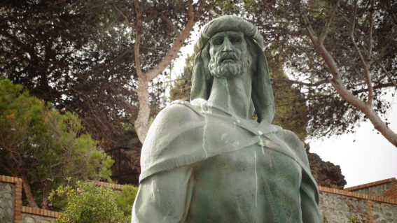 Monumento a Abderramán I