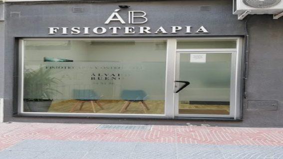 Fisioterapia y osteopatía Álvaro Bueno