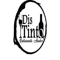 logo Dis Tinto Restaurante Asador