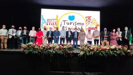 Acto de entrega de los Premios de Turismo de Almuñécar La Herradura 2021
