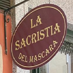 logo La Sacristía del Máscara