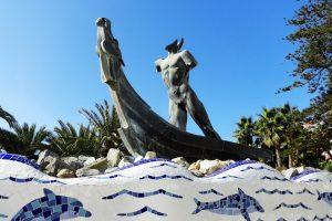 Monumento a los Fenicios, almuñecar