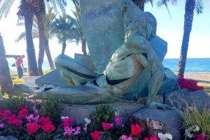 Monumento a los Hombres del Mar, almuñecar
