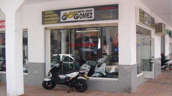 Moto Shop Gómez