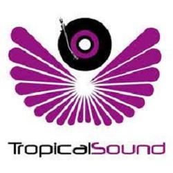 logo TROPICAL SOUND – Sonido e Iluminación