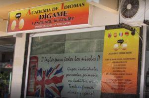 Academia de Idiomas Dígame