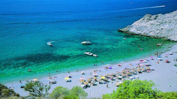 Playa Nudista Cantarriján