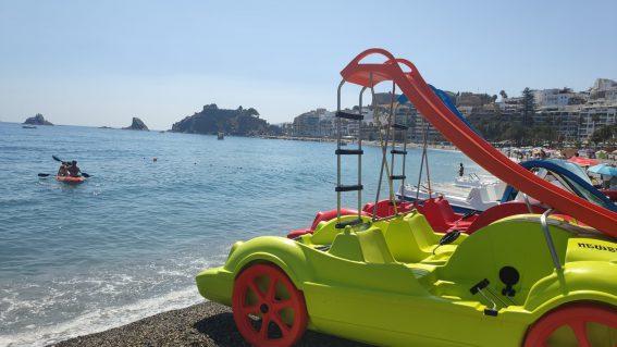 Actividades náuticas Puerta del Mar