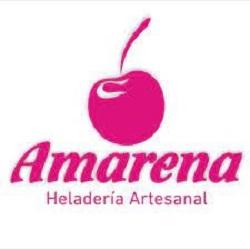 logo Amarena Heladería Artesanal