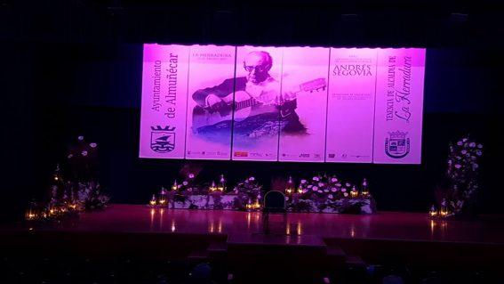 Certamen Internacional Guitarra Clásica «Andrés Segovia»