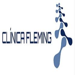 logo Clínica Fleming