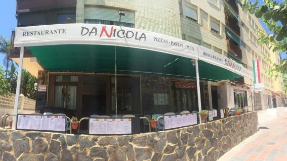Pizzería Da Nicola