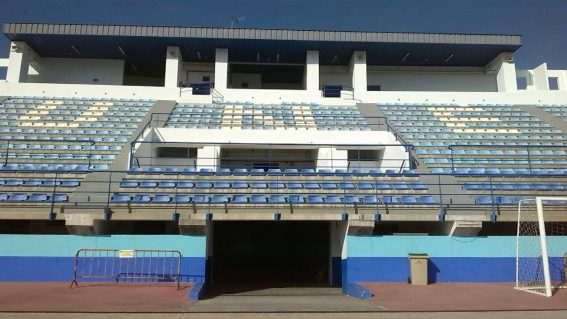 Estadio Municipal de Deportes