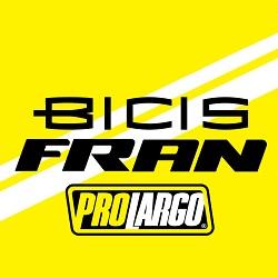 logo Bicicletas Fran Prolargo