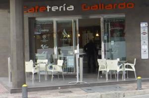Cafetería Galiardo