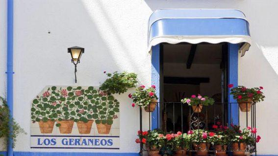 Los Geraneos