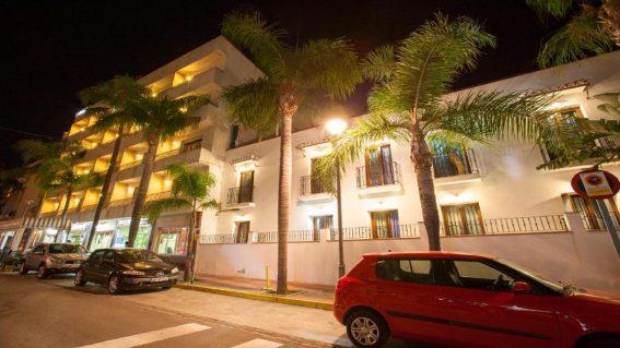 Hotel Carmen Almuñécar 2*