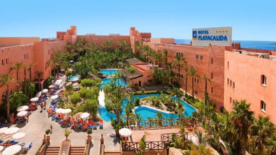 Hotel Playacálida Spa 4*