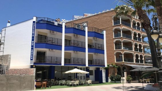 Hotel Playa San Cristóbal 1*