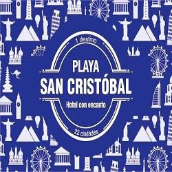 logo Hotel Playa San Cristóbal 1*