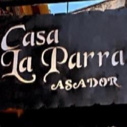 logo Asador Casa La Parra