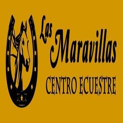 """logo Centro ecuestre """"Las Maravillas"""""""