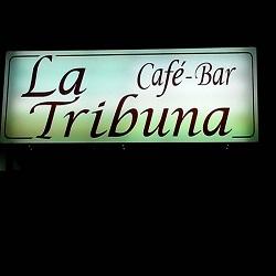 logo Bar La Tribuna