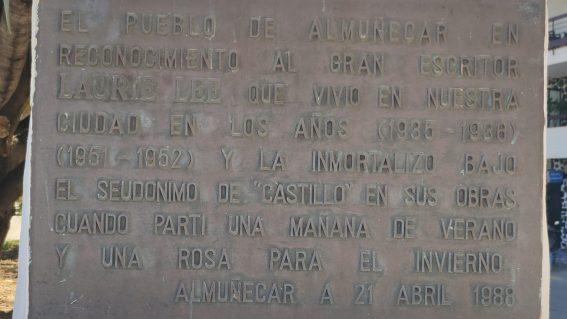Monumento a Laure Lee