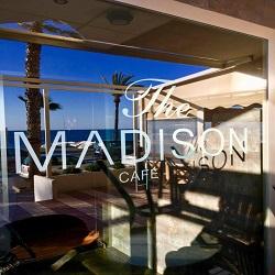 logo The Madison Coffe&Drinks