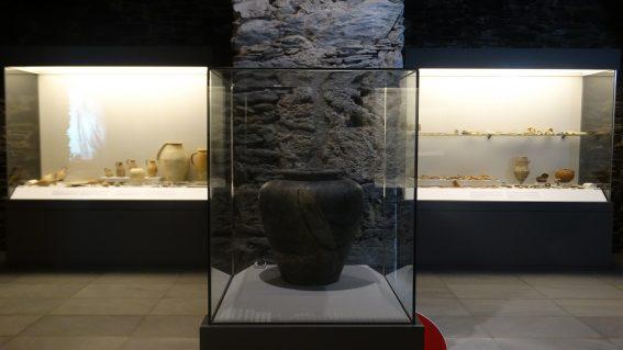 """Museo Arqueológico """"Cueva de Siete Palacios"""""""