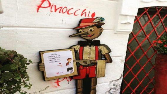 Pizzeria Pinochio