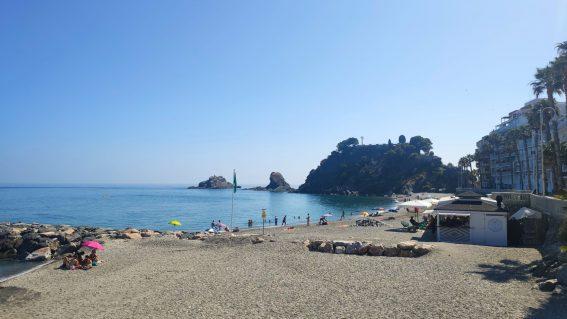 Playa La Caletilla