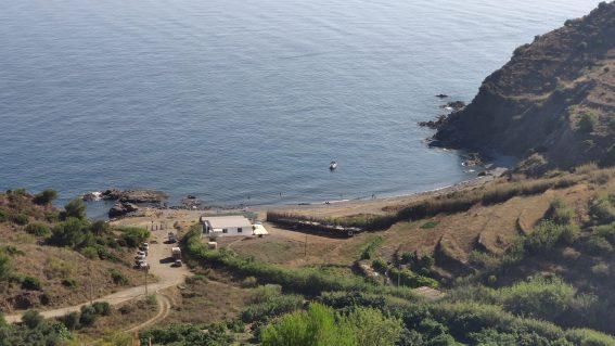 Playa Barranco de Enmedio