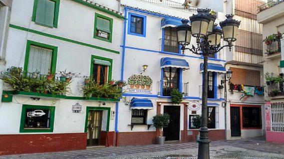 Plaza de la Rosa