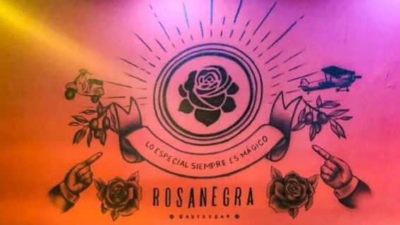 Rosa Negra Gastrobar