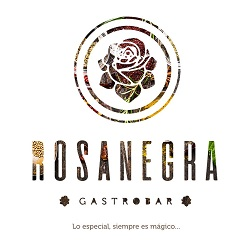 logo Rosa Negra Gastrobar