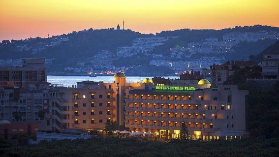 Hotel Victoria Playa 4*