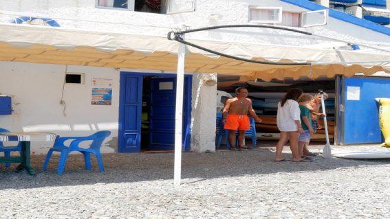 Windsurfing Velilla